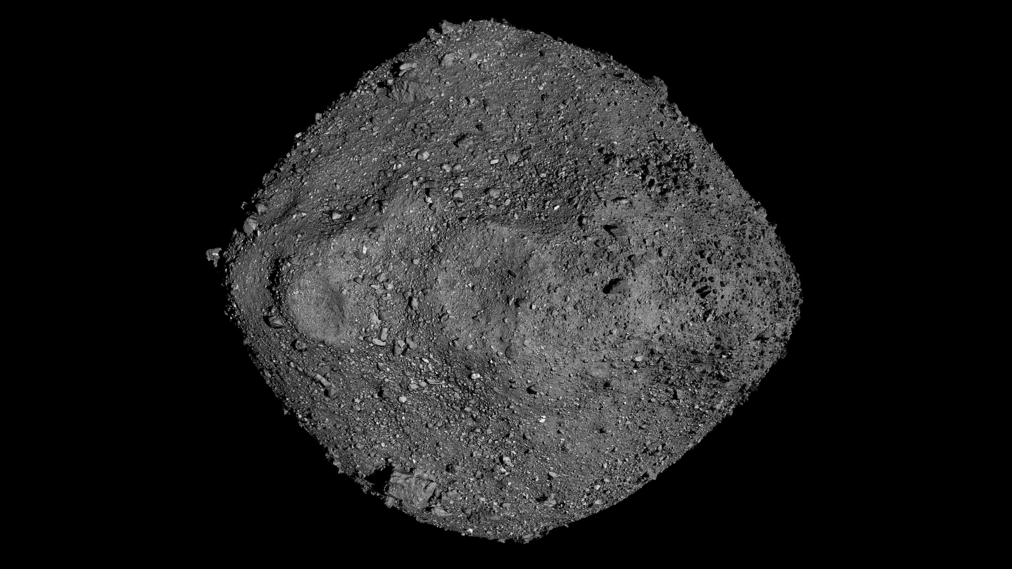 The asteroid Bennu