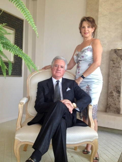 Humberto and Czarina Lopez