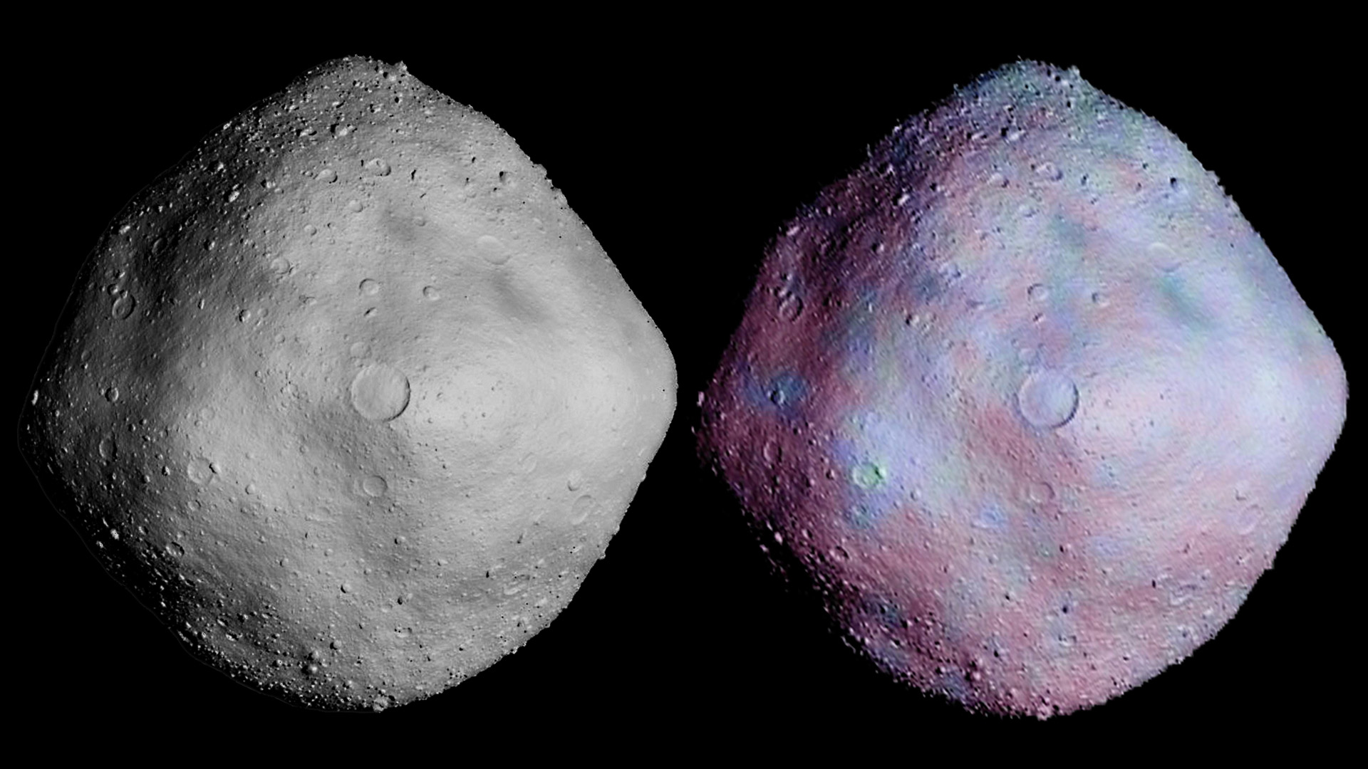 asteroid 1999 rq36 - HD1920×1080