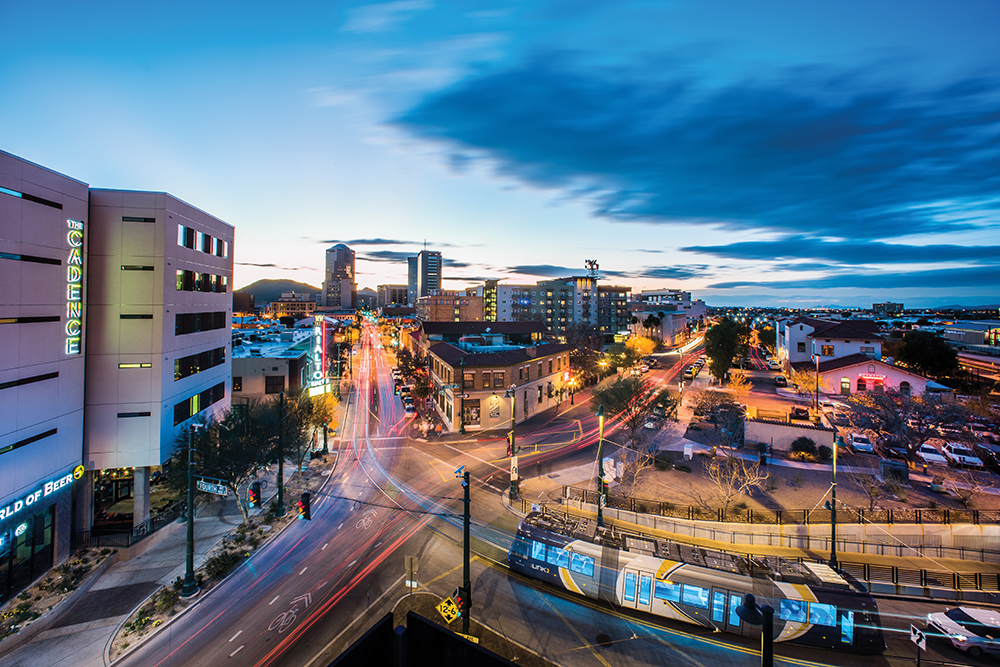 Tucson Arizona Downtown