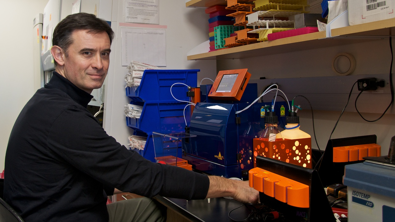 Dr. Janko Nikolich-Žugich and other UA researchers are learning more about why immune system response declines with age.