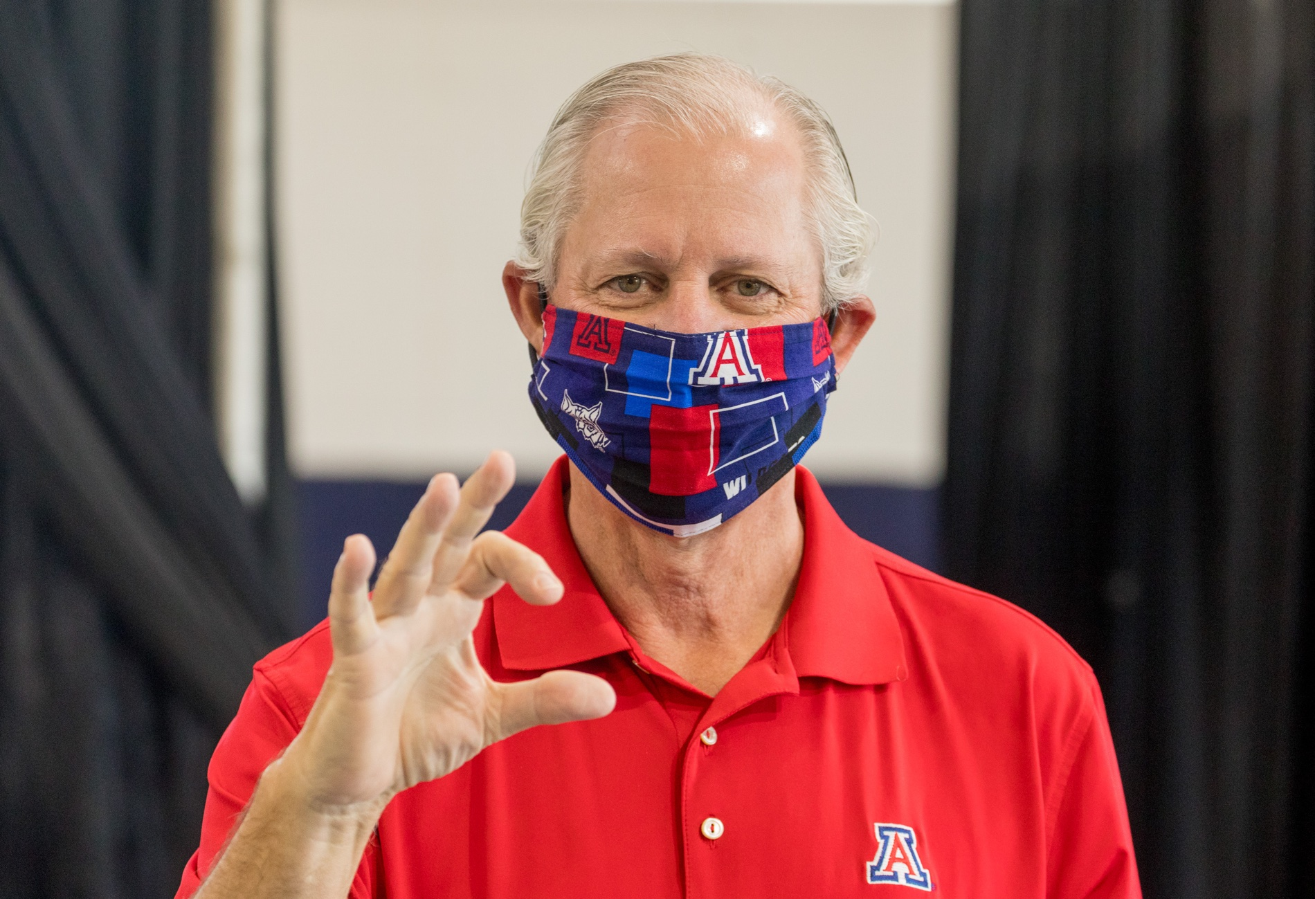 UArizona President Robert C. Robbins says the university will hold in-person classes in the fall.