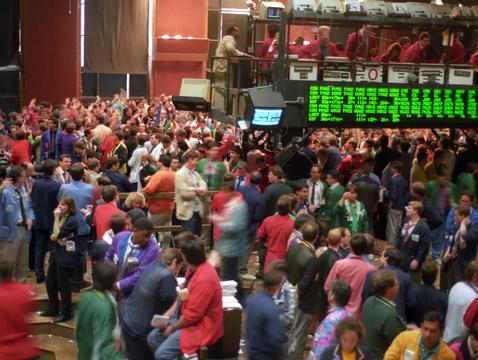 The Chicago Mercantile Exchange (Photo: Lars Plougmann)