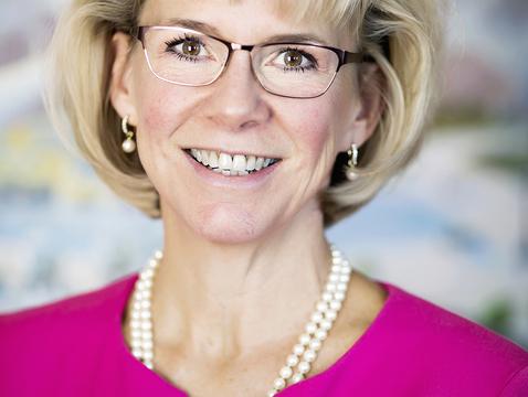 Kimberly Andrews Espy (Photo: John de Dios/UANews)