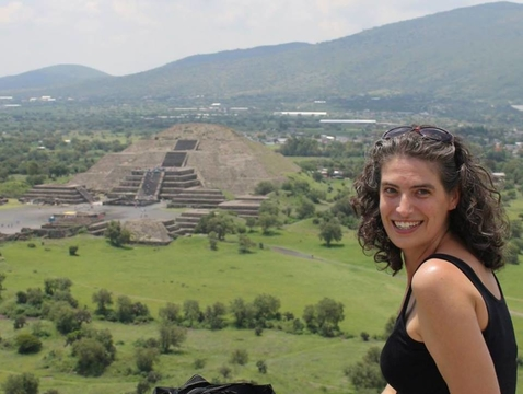 Harmony DeFazio is director of UA Study Abroad & Student Exchange and executive director of the UA Global Mobility Lab.