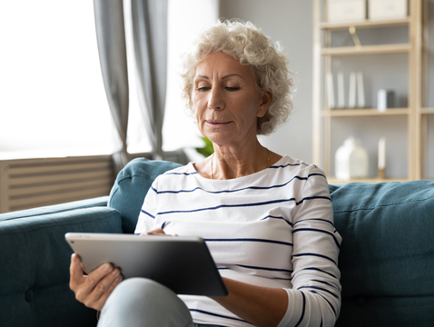 The notion that older people aren't good at using technology is one pervasive and unhelpful stereotype being highlighted by the COVID-19 pandemic, says UArizona researcher Jake Harwood.