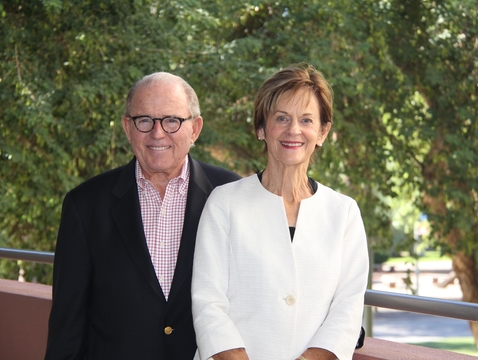 Peter and Nancy Salter