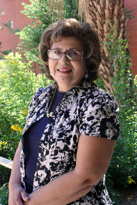 The UA's Norma González earned a Fulbright García-Robles Border Scholar grant. The Fulbright Program is the flagship international educational exchange program sponsored by the U.S. government. (Photo credit: Beatriz Verdugo/UANews)