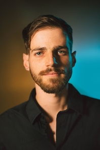 """Growing up in rural Southern Arizona, Jacob DeSio would dream of creating his own films. His sci-fi thriller, """"The Paradox,"""" is on underrepresented social issues, and his goal is to inspire viewers to create positive social change. (Photo credit: Jack Alexander Jr.)"""
