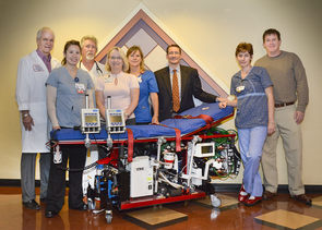 Any ground and air transport relies on the Mobile Intensive Care Program team members.