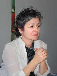 Adela C. Licona (Photo credit: Beatriz Verdugo/UANews)