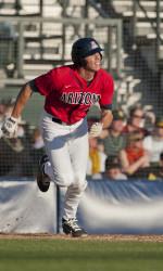 Bobby Brown (Photo courtesy of Arizona Athletics)