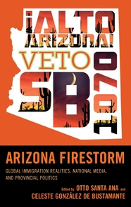 Arizona Firestorm cover
