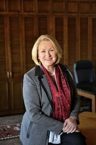 President Ann Weaver Hart