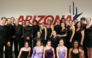 The UA Ballroom Club is a social and competitive team that participates in regional and national competitions.