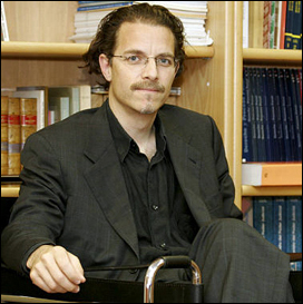 Bernard E. Harcourt has published extensively on topics related to criminal law, mass incarceration and the sociology of punishment. Credit: (Bernard E. Harcourt)
