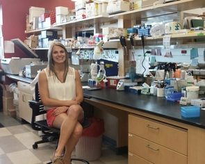 Brittany Forte is a cancer biology doctoral student. Her research focuses on better understanding the interaction between the most common sexually transmitted infection, Human Papillomavirus, and the immune system.
