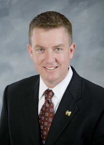Greg Byrne (Credit: Mississippi State University)
