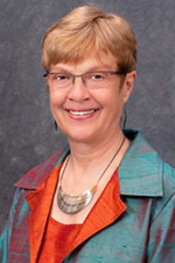 Carolyn Lukensmeyer, executive director of the National Institute for Civil Discourse