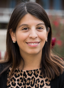 Christina Diaz received her Ph.D. in sociology with a concentration in demography from the University of Wisconsin, Madison, in 2015. Her research interests revolve around international migration, social stratification and processes of family formation. (Photo: Anna Augustowska/College of SBS)