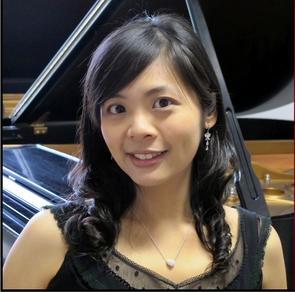 Pianist Chia-Chun Ko