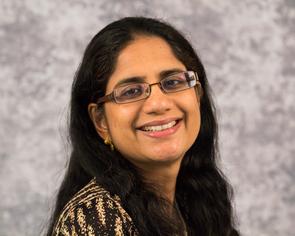 Sadhana Ravishankar, associate professor in the College of Agriculture and Life Sciences and the food safety team leader for the SCRI project (Photo: Sadhana Ravishankar)
