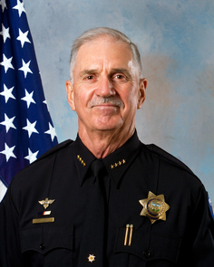 "UA Police Department Chief Anthony Daykin said: ""Police officers have to live a balanced life. It's what I do, not who I am."" Daykin will retire from his post at the end of the year."