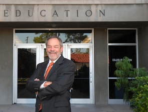 "UA College of Education Dean Ronald W. Marx has just received an endowed chair, highly coveted donor-supported positions that aid in the expansion of research and the retention of faculty. Marx said: ""A strong College of Education benefits each and every one of us, our children and the future of education in Arizona."""