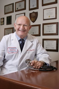 Sarver Heart Center Director Gordon A. Ewy