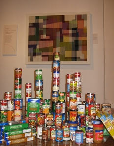 """Food 4 Art,"" a food drive coordinated through the UA Museum of Art, is donating its collected items to the Community Food Bank of Southern Arizona."