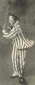 Vaudevillian Eddie Foy