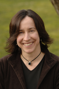 Arachnologist Greta Binford, an associate professor of biology at Lewis and Clark College in Portland, Ore. who completed her PhD and postdoctoral studies at the UA, searches the world for spiders and milks their venom to study its chemical compounds. (Image courtesy of Greta Binford)