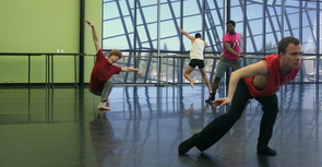 """""""The Fragmented Nature of the Modern Self,"""" which UA dance students will perform at Courage in Motion, is an original piece that details the hero's journey, one meant to speak to the experience young patients go through while receiving treatment."""