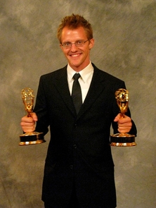 Will Holst was nominated for and won two Emmy awards at a regional ceremony held in Glendale, Ariz., on Saturday.