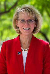 """Kimberly Andrews Espy: """"The UA has turned the corner. The success of our enterprise depends on the talent of our faculty."""""""