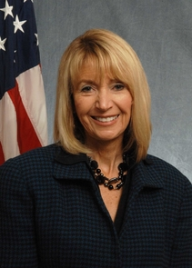 Marcia McNutt was the first woman to head the U.S. Geological Survey. Her tenure was from 2009 until 2013. (Photo: USGS)