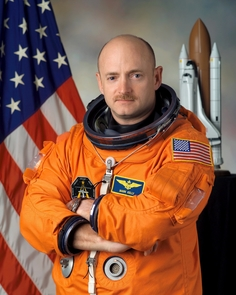 Mark Kelly (Photo Credit: NASA)