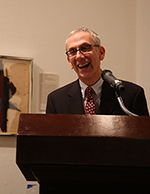 Dr. Marvin J. Slepian, winner of the AZBio Pioneer Award for Lifetime Achievement (Photo: Paul Tumarkin/Tech Launch Arizona)
