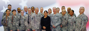 UA alumnus Mary Sally Matiella was nominated by U.S. President Barack Obama on Nov. 23, 2009 to her current position as assistant secretary of the Army, financial management and comptroller. She was confirmed by the U.S. Senate on Feb. 11, 2010.