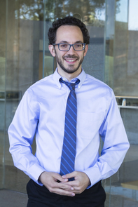 Matthew T. Matera will graduate with a doctorate in higher education with a focus on college access and educational policy.