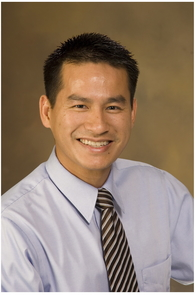 Dr. Mike Nguyen, associate professor of surgery