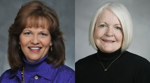 Connie Miller, Cindy Rishel