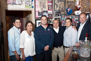 Coaches Sean Miller and Rich Rodriguez took part in the tour stop in Nogales, Ariz.