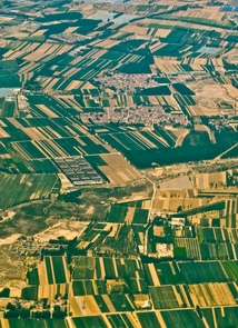 """The patchwork of 75 million acres of small farms in northern China includes insecticidal transgenic Bt cotton and """"natural refuges"""" of other crops that do not make Bt toxins and have helped to delay evolution of resistance by the cotton bollworm."""