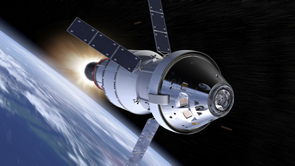 NASA's Orion spacecraft is designed to carry humans farther than ever before — to asteroids or even Mars — and bring them back to Earth. Sending astronauts into deep space is radically different from maintaining a presence in low Earth orbit. Once Earth no longer is in reach, space travelers must rely on new technology to keep them alive and healthy. (Image: NASA)
