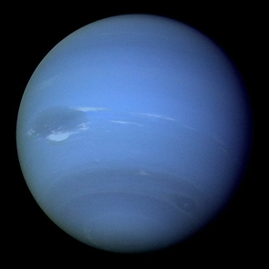 Neptune as seen by the Voyager 2 spacecraft in 1989. (Photo: NASA)