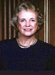 Retired Associate Justice Sandra Day O'Connor