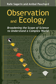 "Book cover of ""Observation and Ecology"""