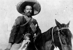 Pancho Villa, the famous bandit and revolutionary leader, was a demon to some and a hero to others.