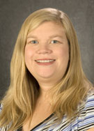 Michelle Perfect, assistant professor in the UA College of Education School Psychology Program.
